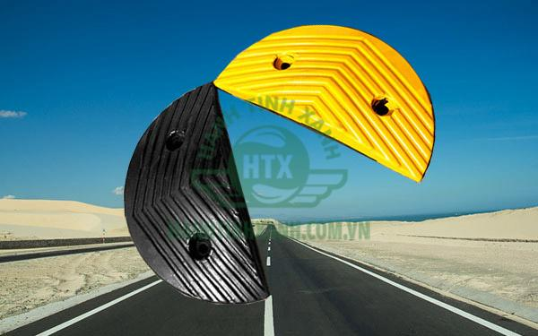 Đầu gờ giảm tốc độ đóng vai trò quan trọng trong giao thông