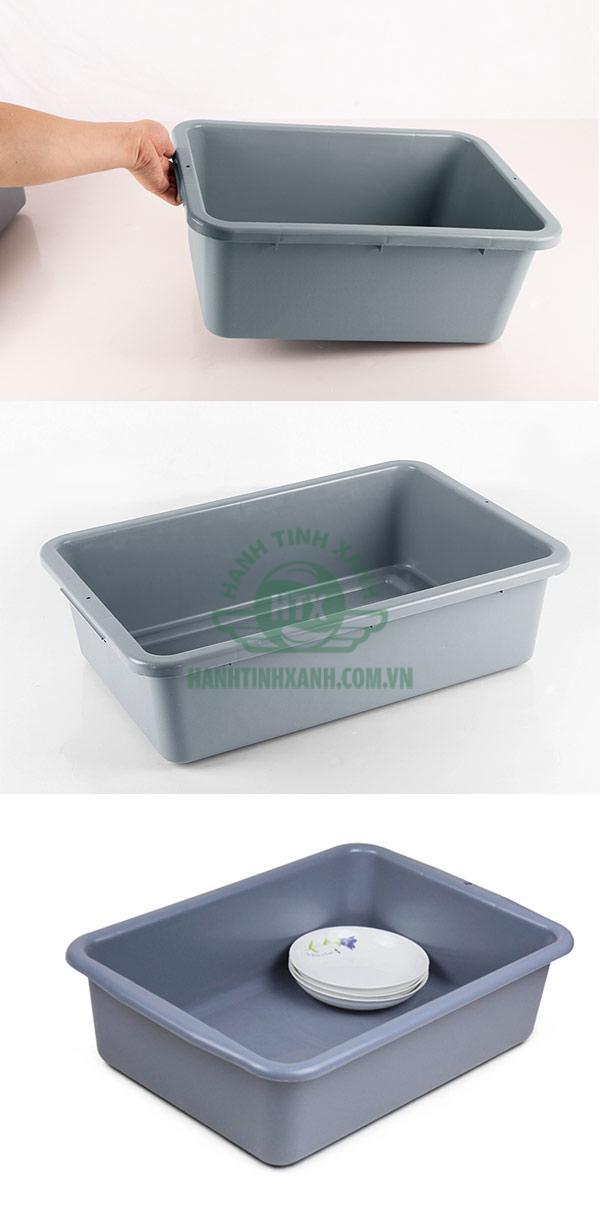 Khay nhựa pp an toàn và có độ bền cao