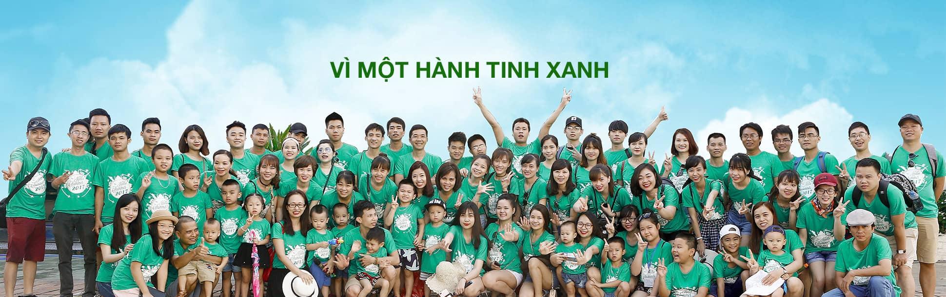 Hanh Tinh Xanh