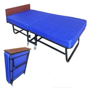 giường phụ khách sạn đệm bông ép 10cm
