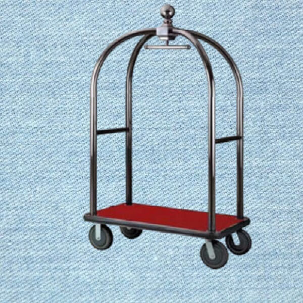 Hành Tinh Xanh - Địa chỉ bán xe đẩy hành lý khung inox đen uy tín và cực rẻ