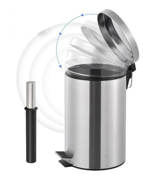 Nắp thùng thiết kế hệ thống giảm chấn chống ồn hiệu quả